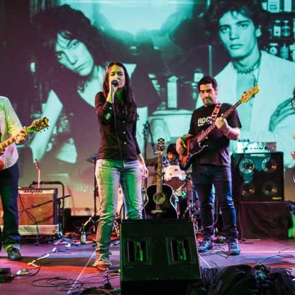 Mati and The Kozmic Guests, Izar & Star 2013, Teatro Campos (Sala Cúpula), Bilbao, 22/III/2013